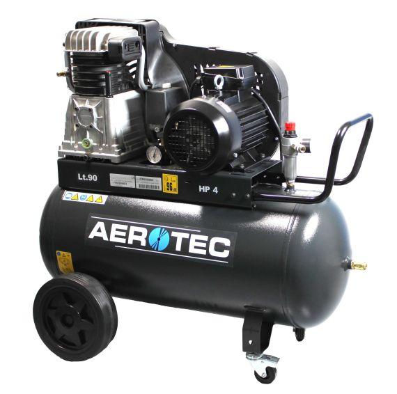 aerotec druckluft kompressor 650 90 kolbenkompressor 90. Black Bedroom Furniture Sets. Home Design Ideas
